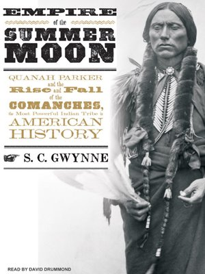 Cover of Empire of the Summer Moon