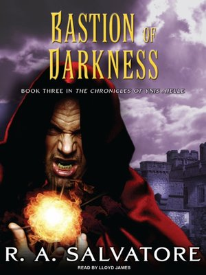 Click this cover for a(n) Audiobook sample of Bastion of Darkness