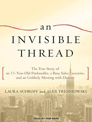 Click this cover for a(n) Audiobook sample of An Invisible Thread.