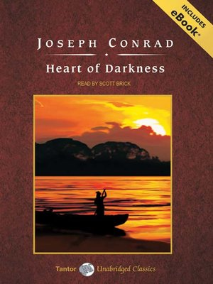 Click this cover for a(n) Audiobook sample of Heart of Darkness