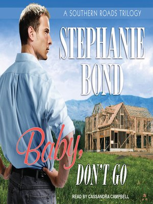 Click this cover for a(n) Audiobook sample of Baby, Don't Go.