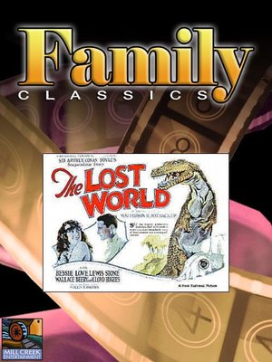 Click this cover for a(n) Video sample of The Lost World