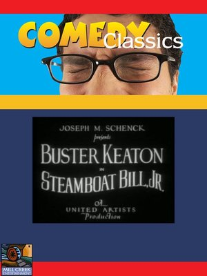 Cover of Steamboat Bill Jr.