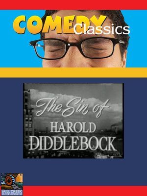Cover of The Sin of Harold Diddlebock