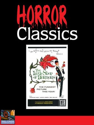 Click this cover for a(n) Video sample of The Little Shop of Horrors.