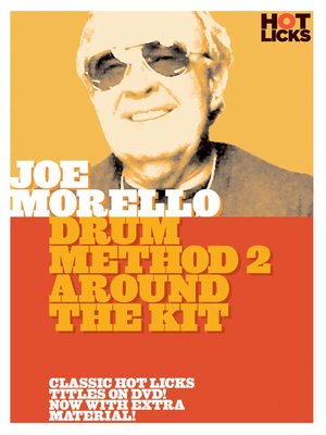 Joe Morello: Drum Method 2 -- Around the Kit