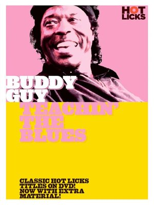 Click this cover for a(n) Video sample of Buddy Guy - Teachin' The Blues.