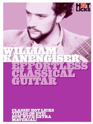 DVD - Effortless Classical Guitar