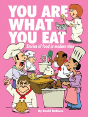 Click this cover for a(n) eBook sample of You Are What You Eat