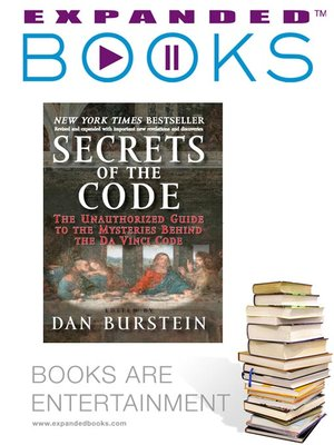 Click this cover for a(n) Video sample of Expanded Books Interview: Secrets of the Code.
