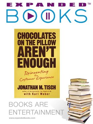 Cover of Expanded Books Interview: Chocolates on the Pillow Aren't Enough