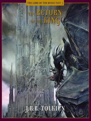 Click this cover for a(n) Audiobook sample of The Return of the King.