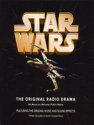 Click this cover for a(n) Audiobook sample of Star Wars.
