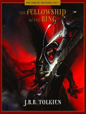 Click this cover for a(n) Audiobook sample of The Fellowship of the Ring.