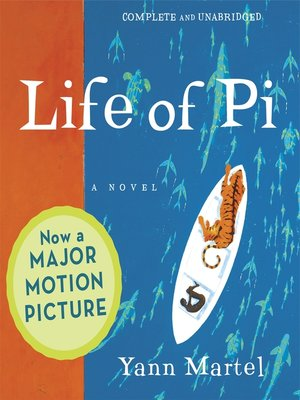 Click this cover for a(n) Audiobook sample of Life of Pi.