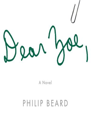 Cover of Dear Zoe