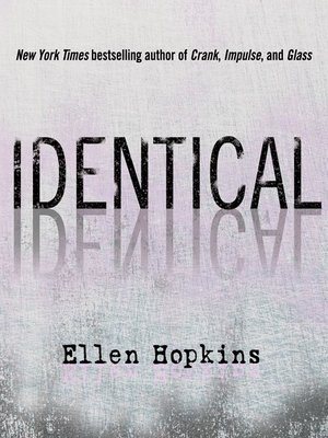 Click this cover for a(n) Audiobook sample of Identical.