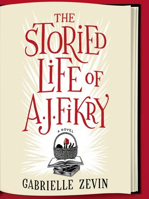 Cover of The Storied Life of A. J. Fikry