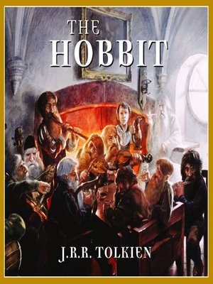 Click this cover for a(n) Audiobook sample of The Hobbit