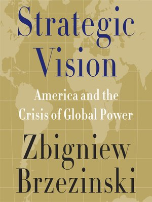 Click this cover for a(n) Audiobook sample of Strategic Vision