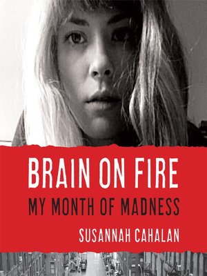 Cover of Brain on Fire