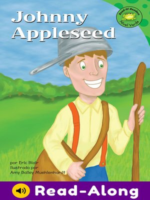 Click this cover for a(n) eBook sample of Johnny Appleseed.