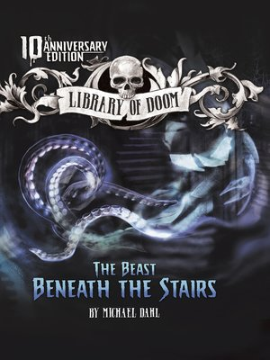 Cover of The Beast Beneath the Stairs