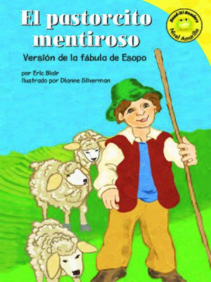 Click this cover for a(n) eBook sample of El pastorcito mentiroso