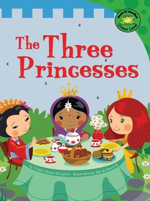 Click this cover for a(n) eBook sample of The Three Princesses.