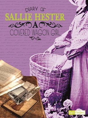 Click this cover for a(n) eBook sample of Diary of Sallie Hester.
