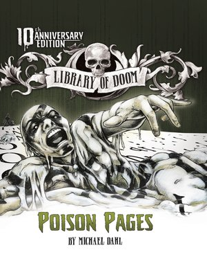 Click this cover for a(n) eBook sample of Poison Pages.