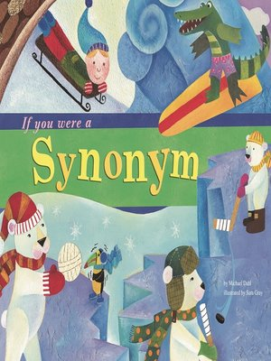 Click this cover for a(n) eBook sample of If You Were a Synonym