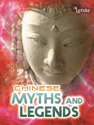 Click this cover for a(n) eBook sample of Chinese Myths and Legends