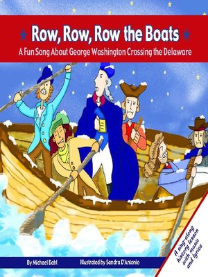 Click this cover for a(n) eBook sample of Row, Row, Row the Boats.