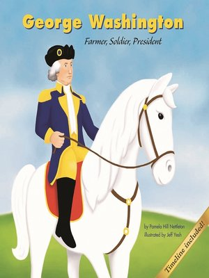 Click this cover for a(n) eBook sample of George Washington