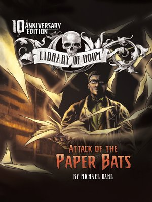 Click this cover for a(n) eBook sample of Attack of the Paper Bats