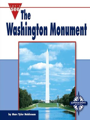Click this cover for a(n) eBook sample of The Washington Monument