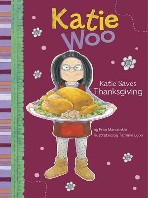 Click this cover for a(n) eBook sample of Katie Saves Thanksgiving