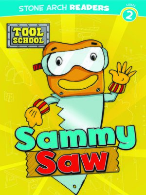 Click this cover for a(n) eBook sample of Sammy Saw