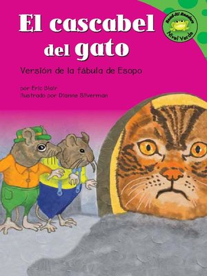 Cover of El cascabel del gato
