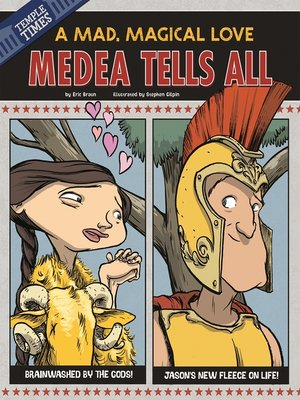 Click this cover for a(n) eBook sample of Medea Tells All.