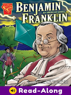 Click this cover for a(n) eBook sample of Benjamin Franklin.