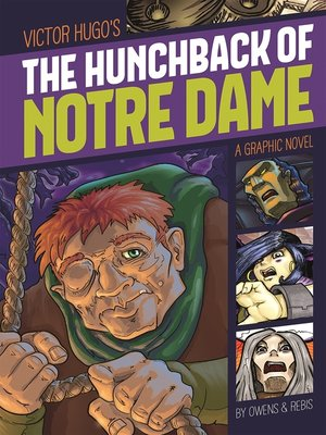 Click this cover for a(n) eBook sample of The Hunchback of Notre Dame