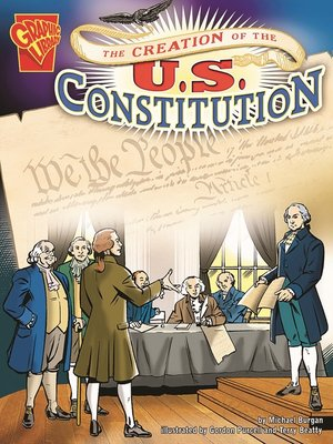 Click this cover for a(n) eBook sample of The Creation of the U.S. Constitution