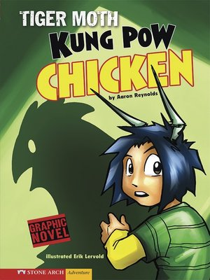 Click this cover for a(n) eBook sample of Kung Pow Chicken