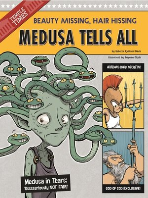 Click this cover for a(n) eBook sample of Medusa Tells All.