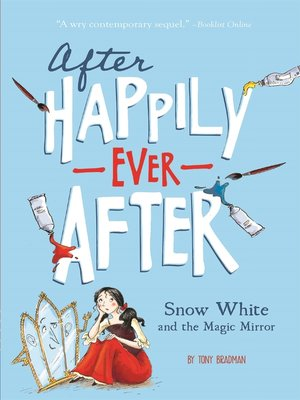 Click this cover for a(n) eBook sample of Snow White and the Magic Mirror