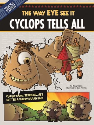 Click this cover for a(n) eBook sample of Cyclops Tells All.