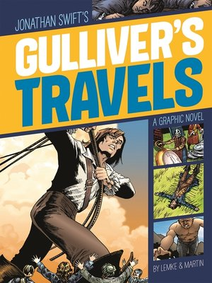 Click this cover for a(n) eBook sample of Gulliver's Travels.