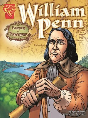 Click this cover for a(n) eBook sample of William Penn.